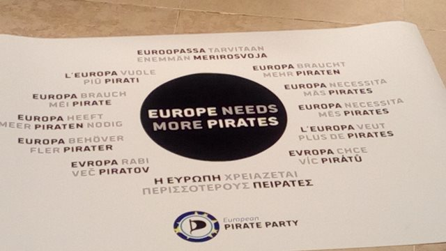Which Pirate Party Is Running For The European Elections We Need